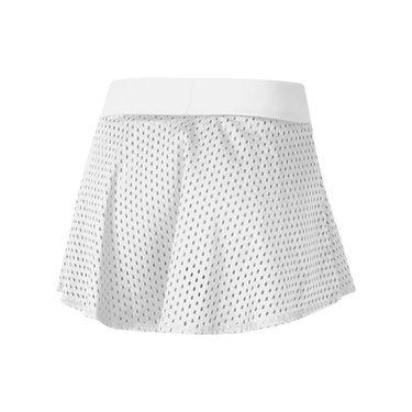 Nike Court Dri Fit Skirt Womens White/Black CK8397 100