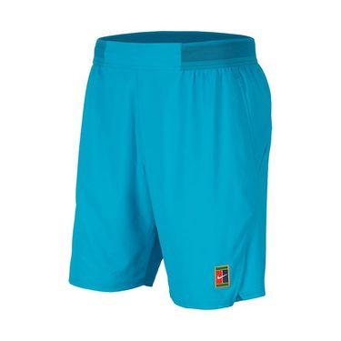 Nike Court Flex Ace Short Mens Neo Turquoise CK9777 425