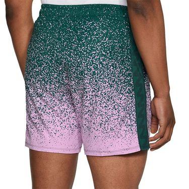 Nike Court Rafa 7 inch Short Mens Dark Atomic Teal/Beyond Pink CK9783 300