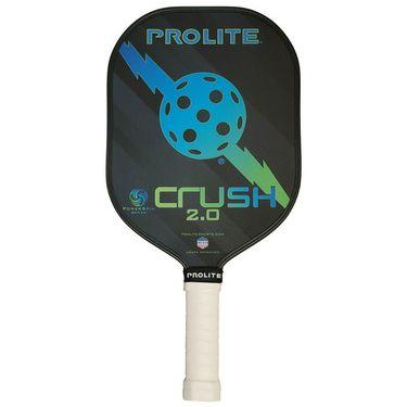 PROLITE Crush 2.0 Powerspin Pickleball Paddle - High Tide Blue