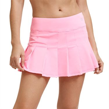 Eleven Glow Up 13 inch Flutter Skirt Womens Sunburst Pink CP500C2 654