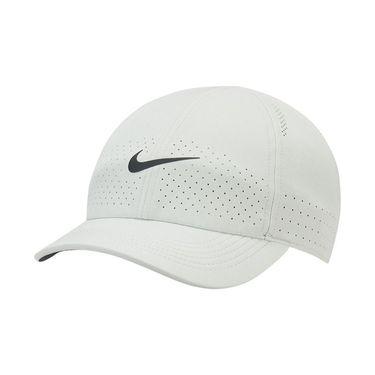 Nike Court Advantage Hat - Grey Haze/Black