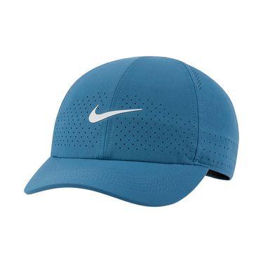 Nike Court Advantage Hat - Rift Blue/Black
