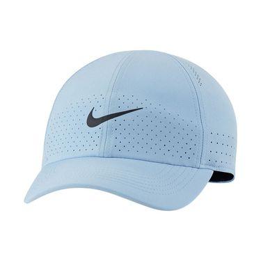 Nike Court Advantage Hat - Aluminum