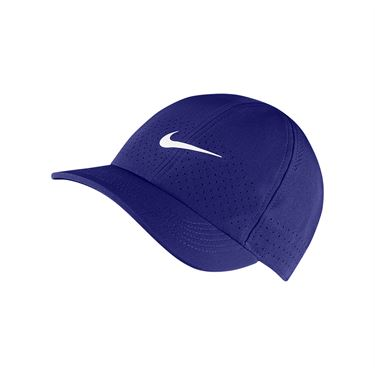 Nike Court Advantage Hat - Concord/White