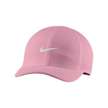 Nike Court Advantage Hat - Pink/White