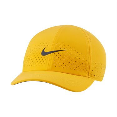 Nike Court Advantage Hat - University Gold
