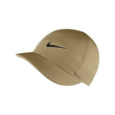 Nike Court Womens Advantage Hat - Parachute Beige