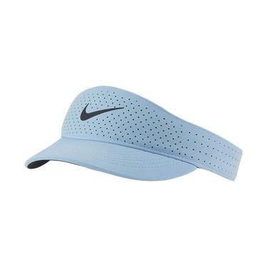 Nike Court Womens Advantage Visor - Aluminum