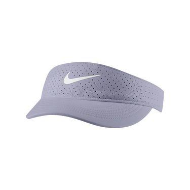 Nike Court Womens Advantage Visor - Indigo Haze