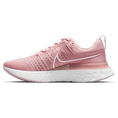 Nike React Infinity Run Flyknit 2 Womens Running Shoe Pink Glaze/White/Pink Foam CT2423 600