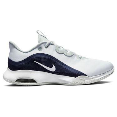 Nike Court Air Max Volley Mens Tennis Shoe Pure Platinum/White/Obsidian CU4274 008