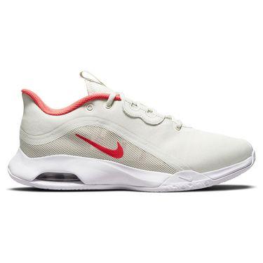 Nike Air Max Volley Womens Tennis Shoe Light Bone/Lobster/White CU4275 004