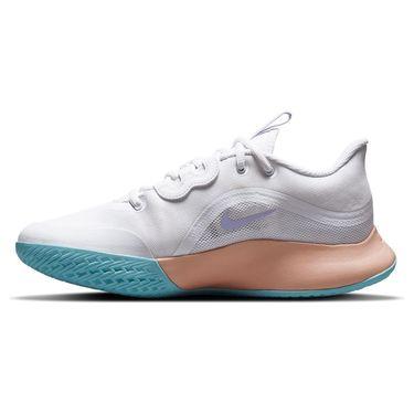 Nike Court Air Max Volley Womens Tennis Shoe White/Purple Pulse/COPA/Crimson Tint CU4275 124