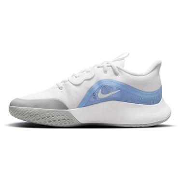 Nike Court Air Max Volley Womens Tennis Shoe White/Aluminum/Pure Platinum CU4275 199