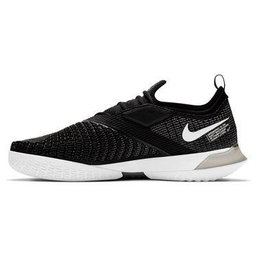 Nike Court React Vapor NXT Mens Tennis Shoe Black/White CV0724 002