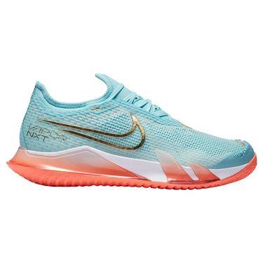 Nike Court React Vapor NXT Womens Tennis Shoe - COPA/Metallic Gold ...