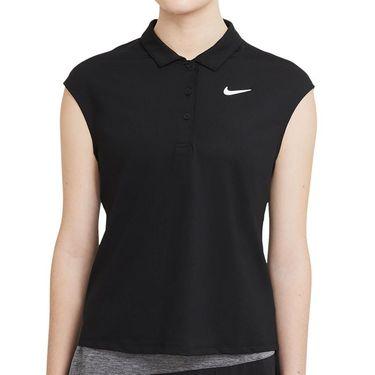 Nike Court Victory Top Womens Black/White CV2473 010