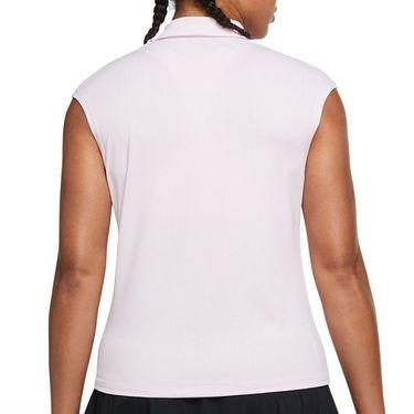 Nike Court Victory Top - Regal Pink/Black