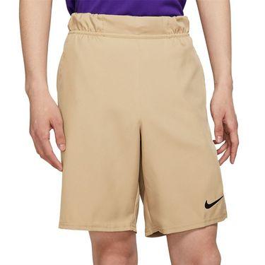Nike Court Dri FIT Victory Short Mens Parachute Beige/Black CV2545 297