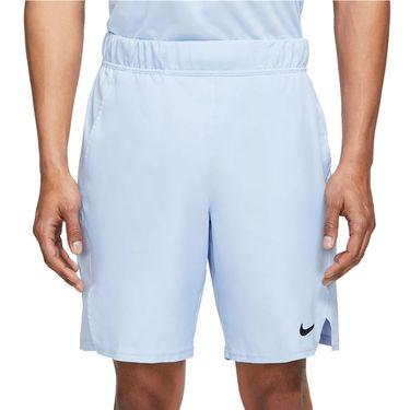 Nike Court Dri FIT Victory Short Mens Aluminum/Black CV2545 468