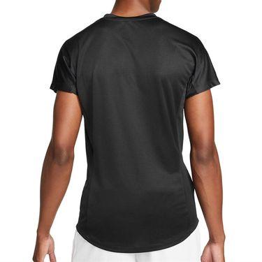 Nike Rafa Challenger Crew Shirt Mens Black/White CV2572 010