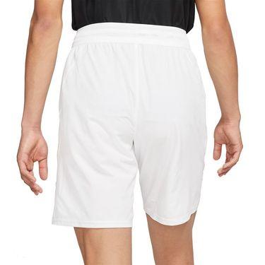 Nike Court Dri Fit Slam Short Mens White/Black CV2709 100