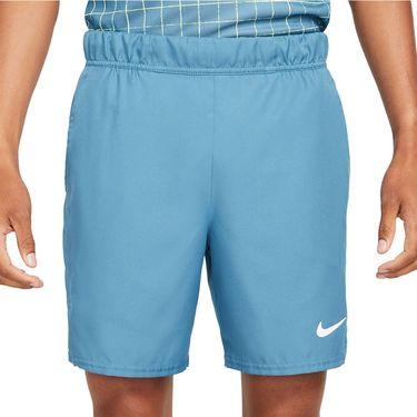 Nike Court Dri FIT Victory Short Mens Rift Blue/White CV3048 415