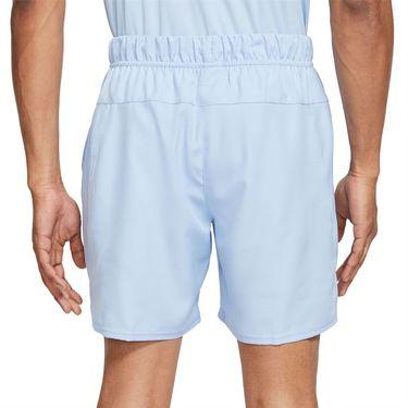 Nike Court Dri FIT Victory Short Mens Aluminum/Black CV3048 468