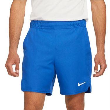 Nike Court Dri FIT Victory Short Mens Royal Blue/White CV3048 480