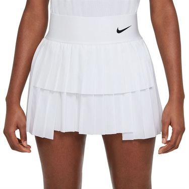 Nike Court Advantage Skirt Womens White/Black CV4678 100
