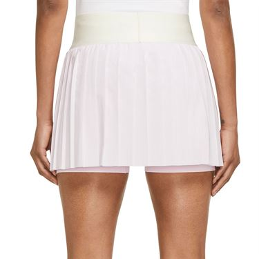 Nike Court Advantage Skirt Womens Regal Pink/Coconut Milk/Black CV4678 695