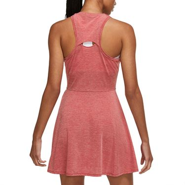 Nike Court Dri Fit Advantage Dress Womens University Red/White CV4692 657