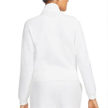 Nike Court Full Zip Jacket Womens White CV4701 100