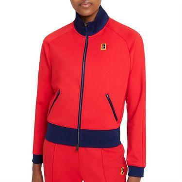 Nike Court Jacket Womens University Red/Binary Blue CV4701 657