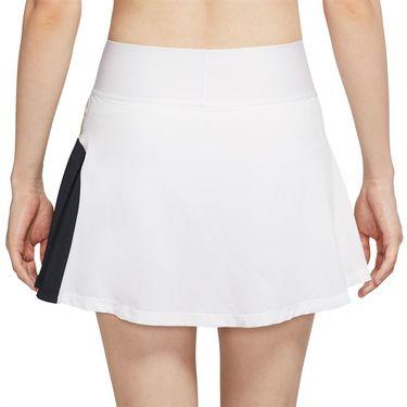 Nike Court Advantage Skirt Womens White/Parachute Beige/Black CV4707 100