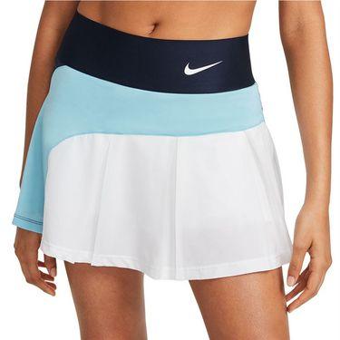 Nike Court Advantage Tall Skirt Womems Obsidian/COPA/White CV4707 451T