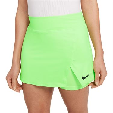 Nike Court Victory Skirt Tall Womens Lime Glow/Black CV4729 345T