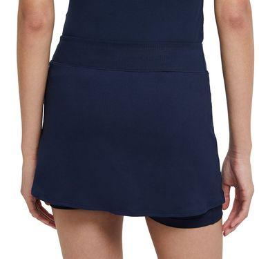 Nike Court Victory Tall Skirt Womens Obsidian/White CV4729 451T