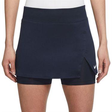 Nike Court Victory Skirt Womens Obsidian/Obsidian/White CV4729 452