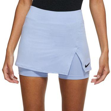 Nike Court Victory Skirt Womens Aluminum/Black CV4729 468