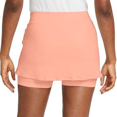 Nike Court Victory Tall Skirt Womens Crimson Bliss/Black CV4729 693T