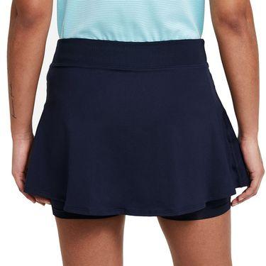 Nike Court Victory Skirt Tall Womens Obsidian/White CV4732 451T