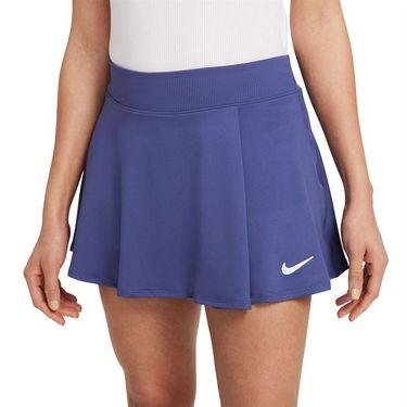 Nike Court Victory Skirt Tall Womens Dark Purple Dust/White CV4732 510T