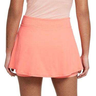 Nike Court Victory Tall Skirt Womens Crimson Bliss/Black CV4732 693T