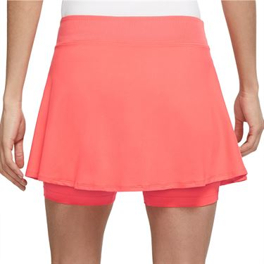 Nike Court Victory Skirt Womens Magic Ember/White CV4732 814