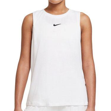 Nike Court Advantage Tank Womens White/Black CV4761 100
