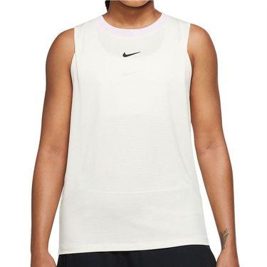 Nike Court Advantage Tank Womens Coconut Milk/Regal Pink/Black CV4761 113