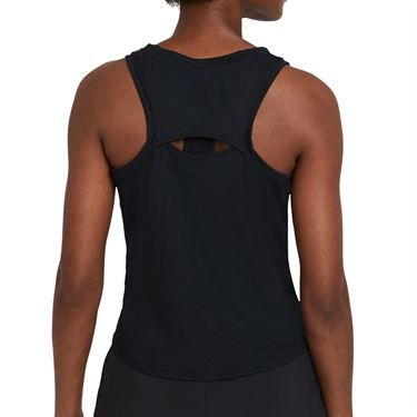 Nike Court Victory Tank Womens Black/White CV4784 010