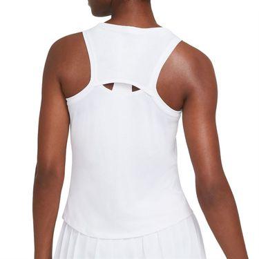 Nike Court Victory Tank Womens White/Black CV4784 100